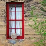 """""""Rock On A Red Window"""" by jameseddy"""
