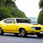 """1970 Oldsmobile Cutlass"