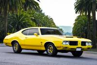 1970 Oldsmobile Cutlass 'Rallye 350'