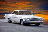 1962 Chevrolet Bel Air Hardtop '409'
