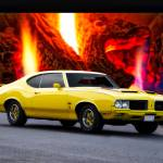 """1970 Olds Cutlass"