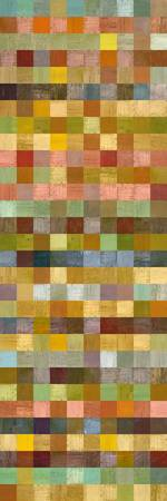 Soft Palette Rustic Wood Series Collage ll