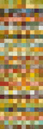 Soft Palette Rustic Wood Series Collage l