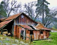Grass Valley_Star Ranch Barn