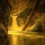 """Punchbowl Falls"" by boppintheblues"