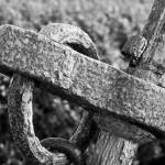 """A piece of an old rusted anchor"" by memoriesoflove"