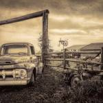 """Old Ford at the Farm"" by boppintheblues"