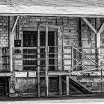 """Old warehouse bw"" by memoriesoflove"
