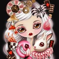 Through Her Eyes Art Prints & Posters by SANDRA VARGAS