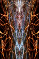 ABSTRACT LIGHT STREAKS #135 - DESTINY IN FTL