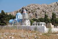 Cemetery church, Halki
