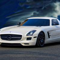 """201X Mercedes Benz SL"" by FatKatPhotography"