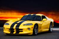 Dodge Competition Viper SRT