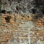 """""""Old Brick Wall"""" by rhamm"""