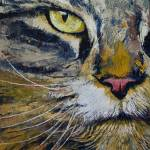 """""""Norwegian Forest Cat"""" by creese"""