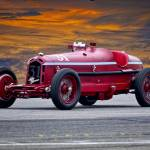 """1932 Alfa Romeo Monza Racecar"" by FatKatPhotography"