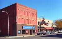 Miles City, Montana - Downtown