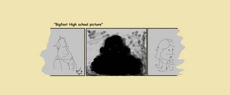 Bigfoot high school