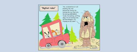 Bigfoot rules