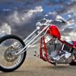"""Vintage HD Chopper_HDR"" by FatKatPhotography"