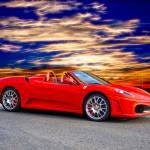 """2014 Ferrari F430 Spider II_HDR"" by FatKatPhotography"