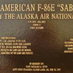 """""""North American F-86E Sabre Jet"""" by akstp"""