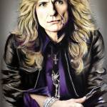 """David Coverdale"" by MelanieD"