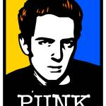 """PUNK-JOE STRUMMER"" by thegriffinpassant"