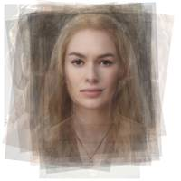 Cersei Lannister Game of Thrones Portrait