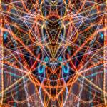 """ABSTRACT LIGHT STREAKS #152"" by nawfalnur"