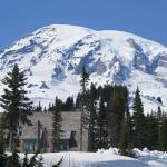"""Mt Rainer Washington"" by akstp"