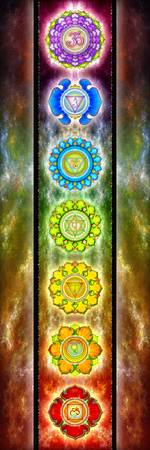 The Seven Chakras - Series 3