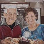 """""""Sixty-Three Years Together"""" by RuthDriedger"""