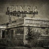 Diner Art Prints & Posters by Louise Reeves