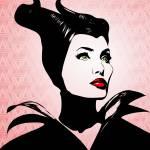 """Maleficent | Pop Art"" by wcsmack"