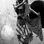 """gambyong dancer"" by tupaiterbang"