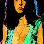 """Patti Smith-2"" by thegriffinpassant"