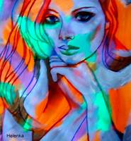 COMELY_Helenka Wierzbicki_ABSTRACT PORTRAITURE Pai