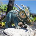 """Styracosaurus in the Wild"" by Littlepig"