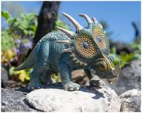 Styracosaurus in the Wild