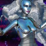"""spinning_robot2"" by oiradrex"