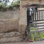 """""""2016-05-04 Wood Gate in a Wall"""" by rhamm"""