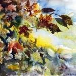 """""""Leaves"""" by AMVaughn"""
