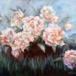 """""""PeachyPeonies"""" by AMVaughn"""