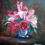 """""""PinkRoses"""" by AMVaughn"""