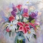 """""""ValentineBouquet"""" by AMVaughn"""
