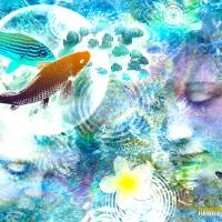 Waves of Dreams Art Prints & Posters by Laura Isola