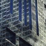 """blue cross copy"" by windowreflections"
