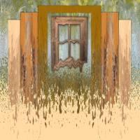 Melting Window Art Prints & Posters by Nina Bradica