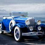 """""""1929 Hubmobile Rumbleseat Roadster_HDR"""" by FatKatPhotography"""